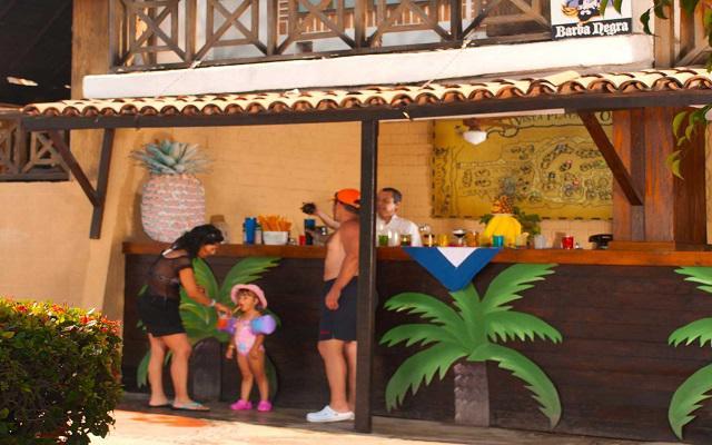 Hotel Vista Playa de Oro, Bar Barba Negra