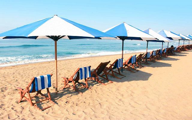 Hotel Vista Playa de Oro, club de playa