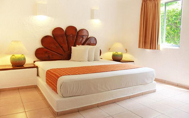 Hotel Vista Playa de Oro, habitaciones cómodas y acogedoras