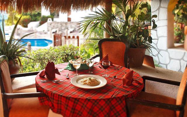 Hotel Vista Playa de Oro, Restaurante La Goleta