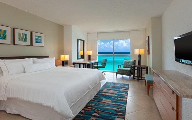 Hotel the westin resort and spa cancun ofertas de - Fotos de habitaciones de lujo ...