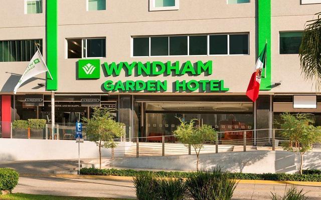 Wyndham Garden Guadalajara Acueducto en Zapopan