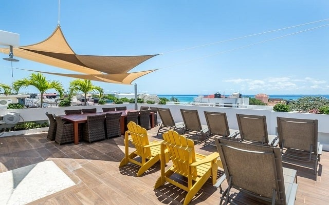 Xtudio Boutique Hotel en Playa del Carmen
