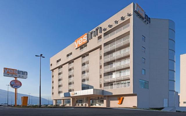 Hotel Yes Inn Nuevo Veracruz en Veracruz Puerto