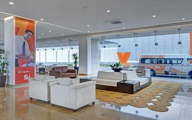 Hotel Yes Inn Nuevo Veracruz, atención personalizada desde el inicio de tu estancia