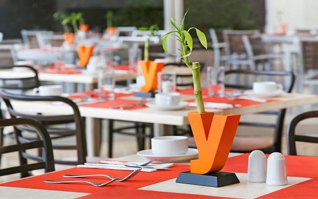 Hotel Yes Inn Nuevo Veracruz, escenario ideal para tus alimentos