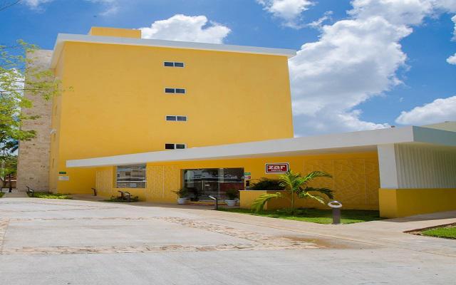 Hotel Zar Mérida en Mérida Centro