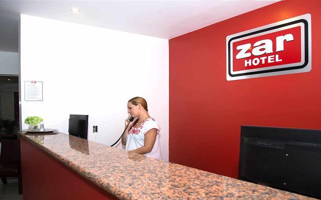 Hotel Zar Mérida, atención personalizada las 24 horas