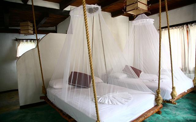 Zulum Beach Club and Cabañas, habitaciones cómodas y acogedoras