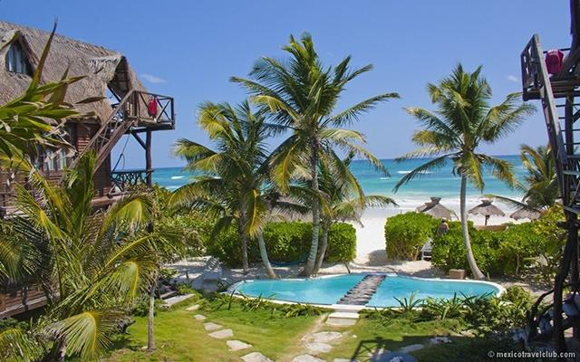 Zulum Beach Club and Cabañas, ambientes fascinantes