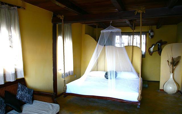 Zulum Beach Club and Cabañas, habitaciones bien equipadas