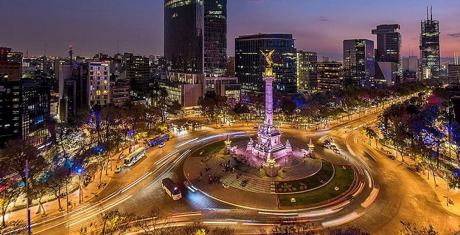Ángel de la Independencia Ciudad de México