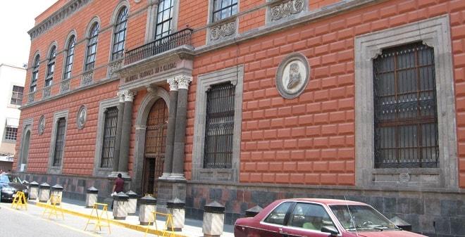 Antigua Academia de San Carlos