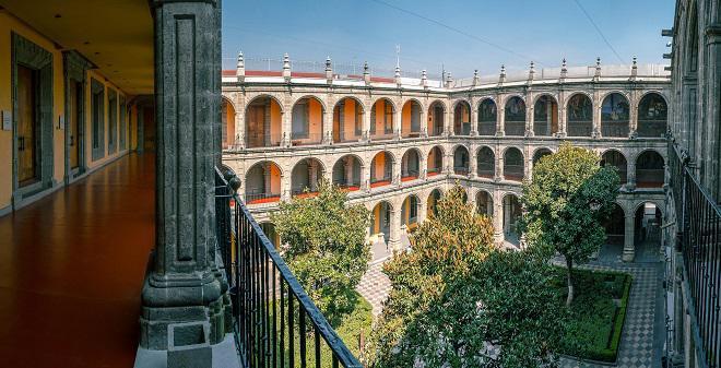 Antiguo Colegio de San Ildefonso Ciudad de México