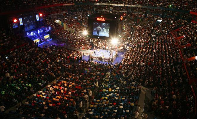Arena de la Ciudad de Mexico