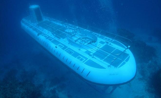 Atlantis Submarines Cozumel