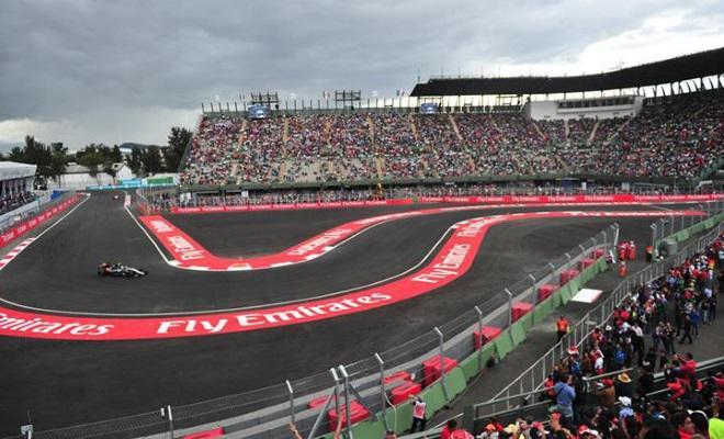 Autódromo Hermanos Rodríguez Ciudad de México