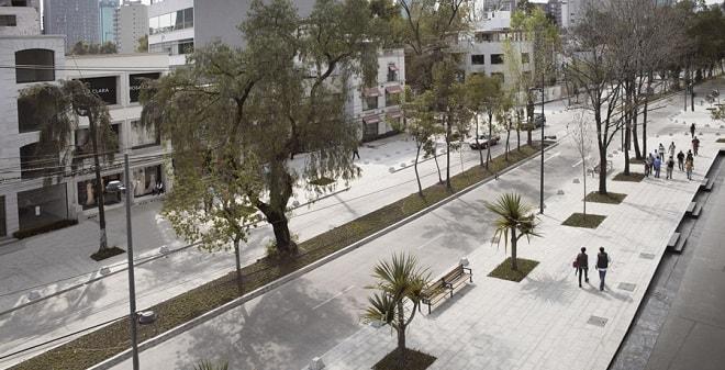 Avenida Masaryk Ciudad de México