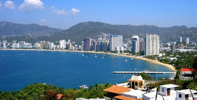Bahía de Santa Lucía Acapulco