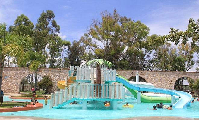 Balneario valladolid aguascalientes aguascalientes for Hotel parque valladolid