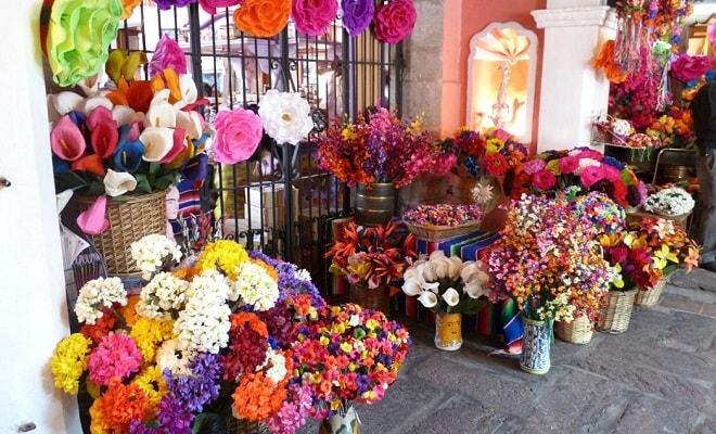 Bazar del Sábado San Ángel Ciudad de México