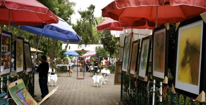 Bazar del Sábado San Ángel