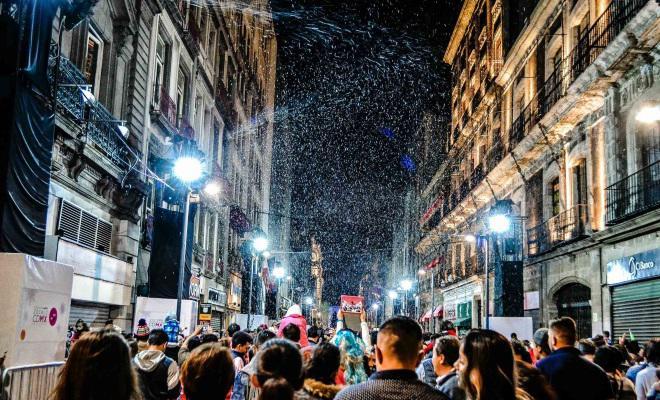 Calle Madero Centro Histórico Ciudad de México