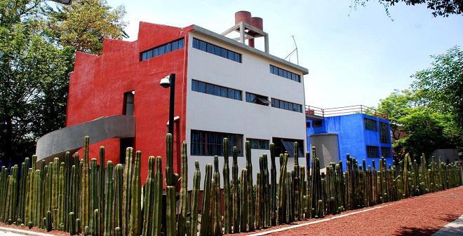Casa Estudio Diego Rivera y Frida Kahlo Ciudad de México