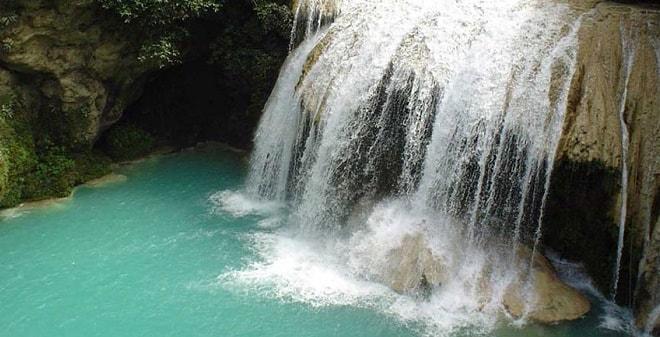 Cascadas El Chiflón Chiapas