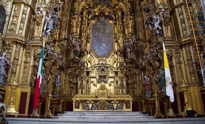Catedral Metropolitana Ciudad de México