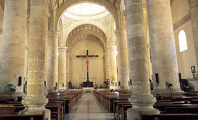 La Catedral de San Ildefonso