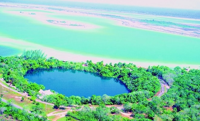 Cenote Azul Chetumal
