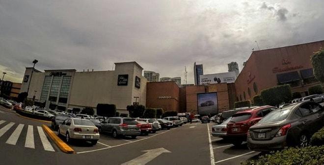 Centro Comercial Santa Fe Ciudad de México
