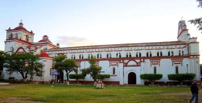 Centro Cultural Ex Convento de Santo Domingo Chiapas