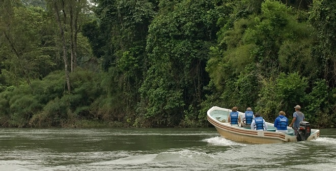 Centro Ecoturístico Las Guacamayas Chiapas