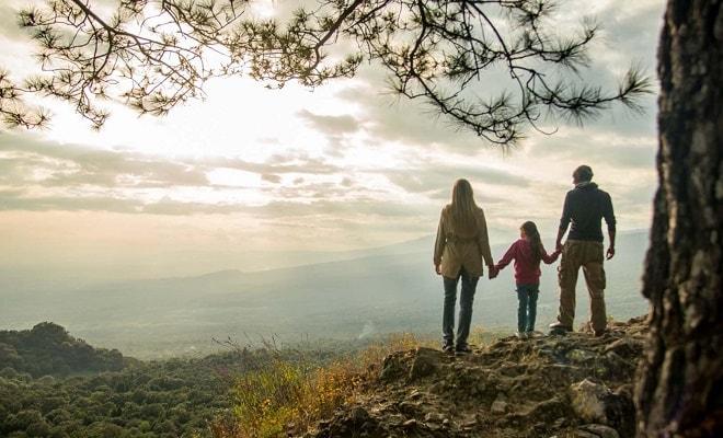 Cerro del Tepozteco Morelos