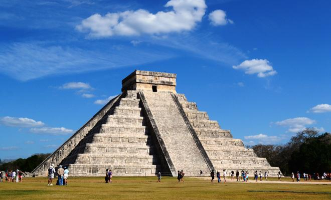 Chichen Itza Tour From Merida