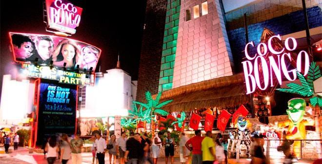 Coco Bongo Show and Disco Cancún