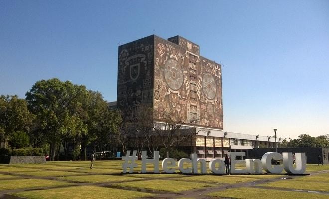 CU Ciudad Universitaria Ciudad de México