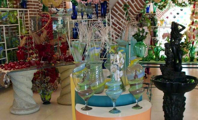 Fábrica de Vidrio Soplado