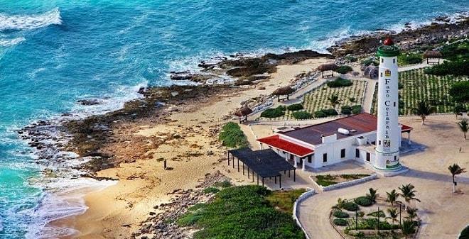 Faro Celerain Cozumel