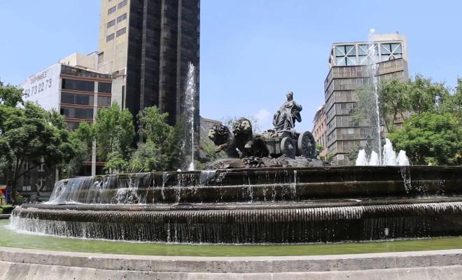 Fuente de Cibeles Ciudad de México
