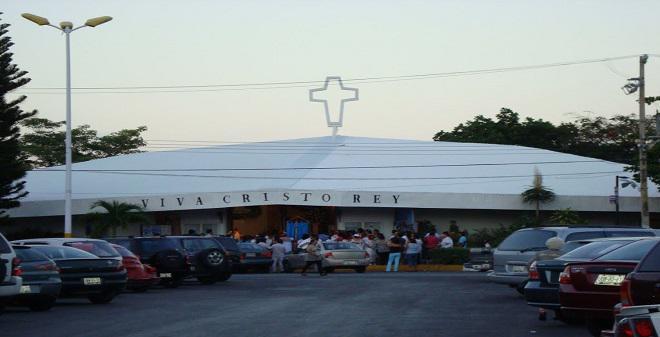 Iglesia de Cristo Rey Cancún