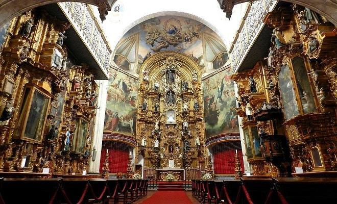 Iglesia de Nuestra Señora del Pilar La Enseñanza Ciudad de México