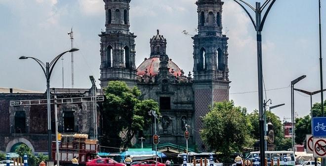 Iglesia de San Hipólito Ciudad de México