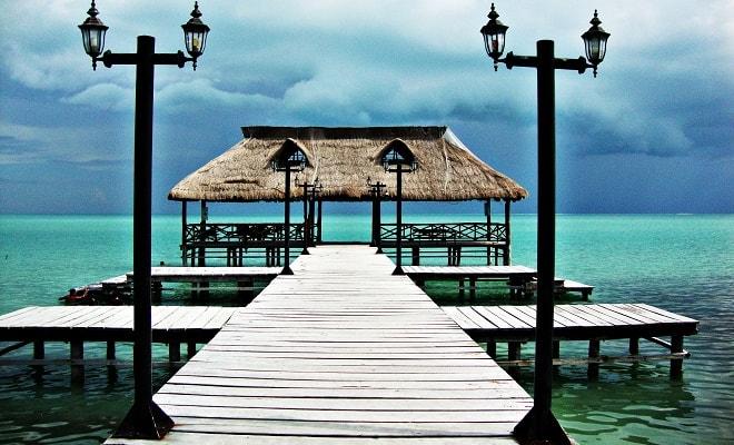 Isla Aguada Campeche
