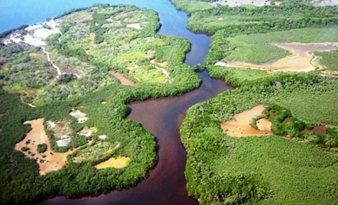 Isla de Jaina Campeche