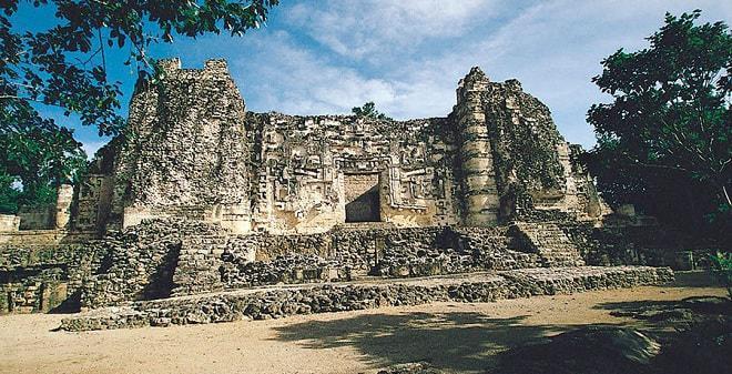 Resultado de imagen para isla la jaina zona arqueologica