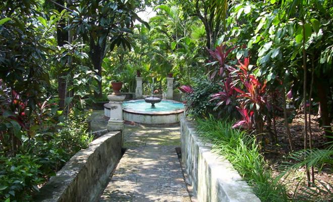 Jardin borda cuernavaca informaci n de aire libre en for Jardines mexico