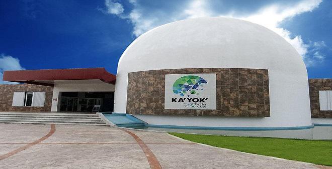 Ka Yok Planetario de Cancún